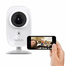 NetCam HD+ Wi-Fi Camera with Glass Lens and Night Vision **Certified Refurbished