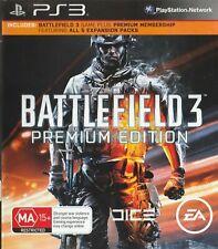 Ps3 Game - Battlefield 3 - Premium Edition