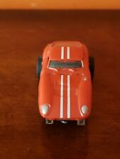 Vintage Aurora Thunderjet 500 T-Jet Cobra Gt Red / White Stripes pre1970