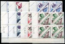MONACO PORTO 1953 40-57 ** POSTFRISCH im VB + DRUCKDATUM 400€++(Z7879