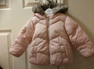 F&F Winter Coat Baby Girl 18-24 Months