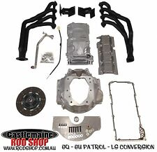 GQ GU PATROL MAVERICK 1987 1988 1989 1990 1991  LS CONVERSION KIT LS1 LS2 LS3