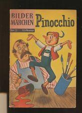Bilder Märchen  Nr.  13  Pinocchio  BSV Verlag  1. Auflage