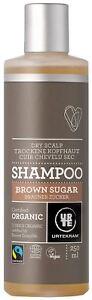 Urtekram Organic Brown Sugar Shampoo - 250ml