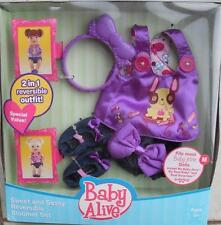 Orig. Hasbro >>> BABY ALIVE 2 in1 Sweet And Sassy/tournant Robe <<< 35 cm