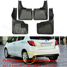 For Toyota Yaris 2014-2015 Mudguard Fender Hatchback 5DR  Mud Flaps Splash Guard