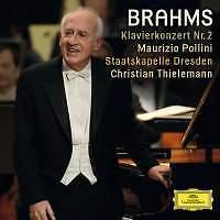 Brahms: Klavierkonzert Nr. 2 (CD, Mar-2014, DG Deutsche Grammophon (USA))