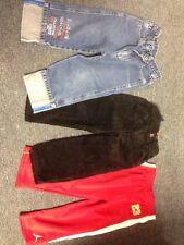 Boys Jeans Basketball Pants Lot Size 24 Mo 2 T Jordon 23 Sean John Old Navy