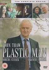 PLASTIC MAN - Complete Series. John Thaw, Sorcha Cusack, Frances Barber (DVD 09)