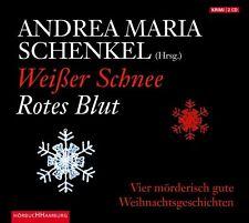 Weißer Schnee, rotes Blut von Zoran Drvenkar, Elisabeth Herrmann, Sebastian...
