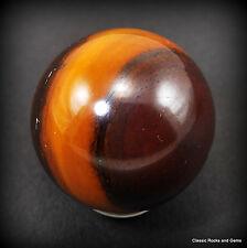 Sunset Jasper Gemstone Sphere Sunset Jaspis Edelsteinkugel Kugel Sfera Diaspro