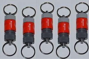 5 Stück Gardena  Schlüsselanhänger Keychain Sammlerstück ! neu !