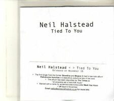 (DT29) Neil Halstead, Tied To You - DJ CD