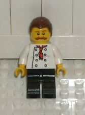 LEGO CITY Chef 60150 Minifigure Pizza Van