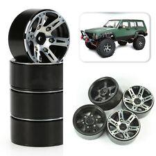 """1:10 Beadlock Wheel Rim Hub 1.9"""" RC Metal For 4WD Car Traxxas TRX-4 Axial SCX10"""