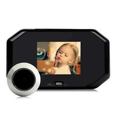 "3.0"" LCD Digital Peephole 145° Door Eye Doorbell Video IR Motion Security Camera"