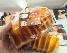 1PCS 11CM Colossal Bread Squishy Super Slow Rising Exclusive Scented Toy