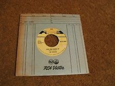 The Crowns/ Kiss and Make Up b/w I'll Forget About You/ RnB/ 1958/ Doo Wop