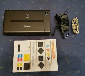 Canon PIXMA iP110 mobiler Drucker WLAN / USB - Druckkopf ok