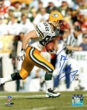 Packers Receiver DON BEEBE #82 Signed 8x10 Photo #1  AUTO -  SB XXXI Champ