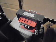 TMS 1.5 KVA 1 PHASE 208/416X120/240 VOLT CONTROL TRANSFORMER- T1337