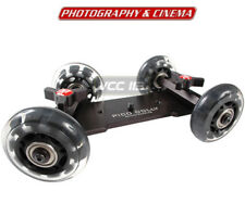 Authentic P&C Pico Flex Camera Skate Table Dolly ONLY By Photography&cinema