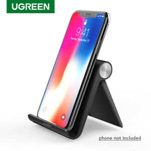 UGREEN Cell Phone Stand Holder Desk Phone Dock For iPhone 11 Pro Samsung S10
