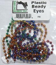 Kugelkettenaugen anodisiert PINK medium Ø 3,2mm Bead Chain Eyes pink metallic