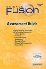 Science and tech education textbooks for sale ebay grade 5 science fusion assessment guide 5th sciencefusion fandeluxe Choice Image