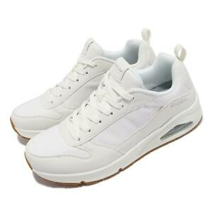 Skechers Uno-Hideaway White Gum Men Casual Lifestyle Sneakers Shoes 232152-WHT