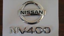 GENUINE Nissan NV400 Rear Door Badge Emblem