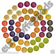 Nescafé dolce gusto capsules all inclusive set 50 capsules dosettes variety pack
