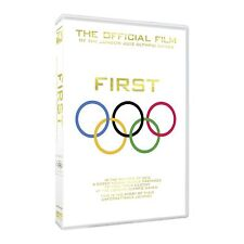 First - The Official Film of the London 2012 Olympic Games [DVD] NEU Olympia