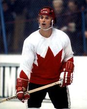 Paul Henderson Team Canada 1972 Summit Series  8x10 Photo