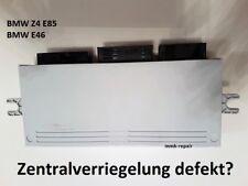 BMW E46 Z4 E85 Zentralverriegelung Grundmodul Steuergerät GM5 Reparatur 3er Tyco