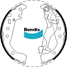 Genuine BENDIX Australia Bendix BS5276 Brake Shoe Set