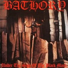 Bathory-Under the Sign of the Black Mark CD