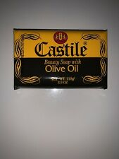 Castile Beauty Soap with Olive Oil - 3.9 oz (6 pack)