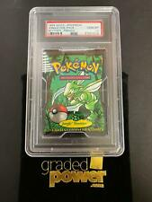 Pokemon Jungle Unl French Scyther Foil Booster Pack 10 PSA (4926)