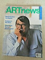 1986 ARTnews MAGAZINE Art News Diebenkorn Westerlund Roosen Martin Puryear Rodin