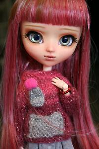 Custom Pullip Doll Tanned MIO Kit