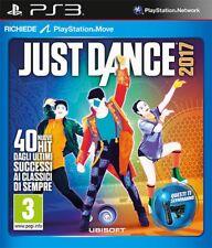 Just Dance 2017 PS3 - totalmente in italiano