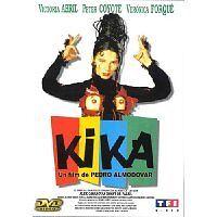 KIKA - ALMODOVAR Pedro - DVD