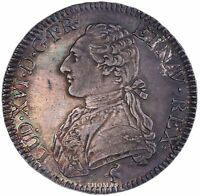 Louis XVI - Écu aux branches d'olivier - 1790 A Paris - SUP