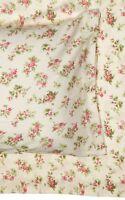 Laura Ashley Audrey Pink Flannel Sheet set, Twin