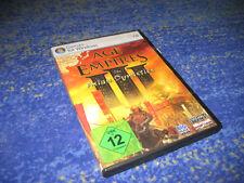 Age of Empires 3 III the Asian Dynasties Addon PC tedesco