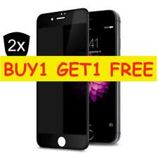 5D Full Coverage Tempered Glass Screen Protector For Apple iPhone 8 PLUS BLACK