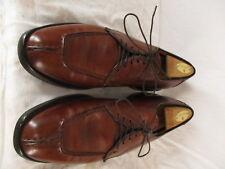 Allen Edmonds Dellwood Mens Brown Oxford Dress Shoes 9D