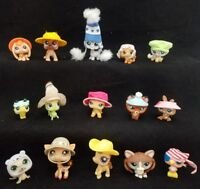 Littlest Pet shop lps accessories random lot of 5 hats