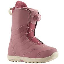 Burton Wms Mint Boa Snowboard Boot  - Dusty Rose